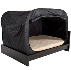 Bed privacy tent single bed