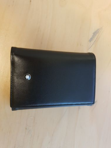 Mont Blanc Trifold Mens Wallet