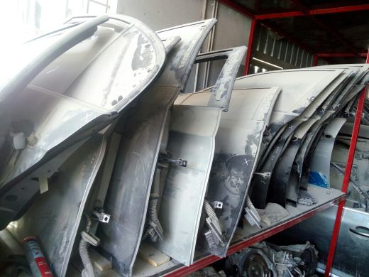 We have Door for sell in our scrap store