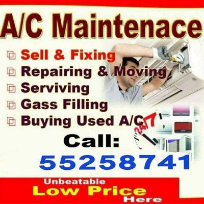 Ac Sale and installation