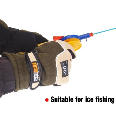 glove for fishing