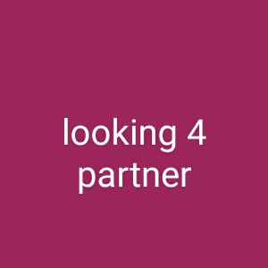 looking for partner