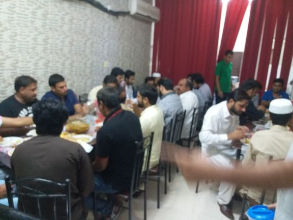 Shane lahore restaurant for sale