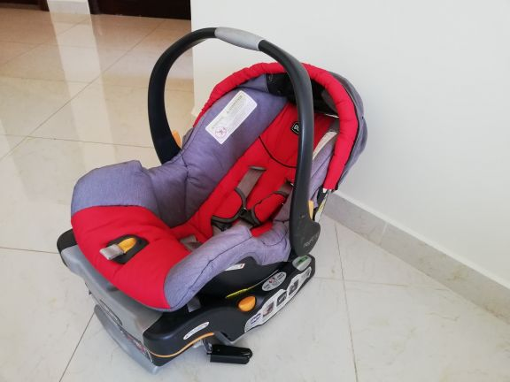 Chicco baby car seat for sale