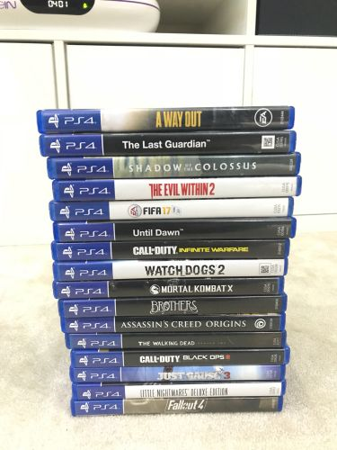 16 game for sell