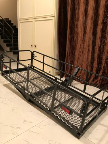 Car Bags Cage