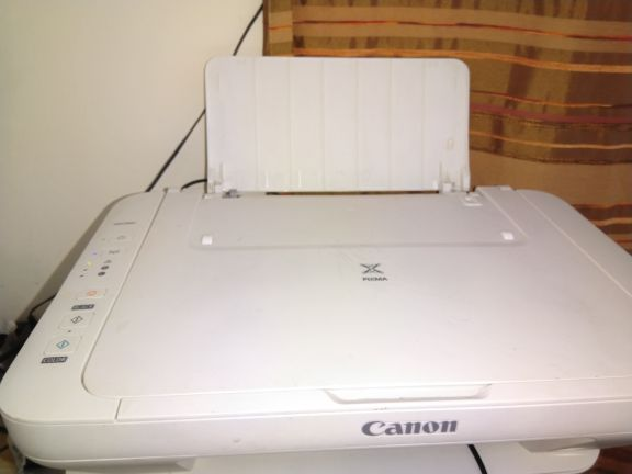 Canon WiFi Print/Scan/Copy