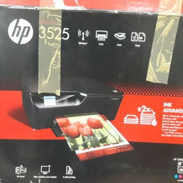 Hp printer deskjet 3525