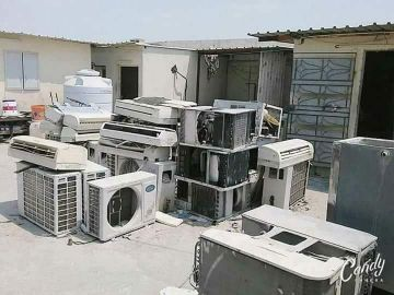 Damage AC buying please call me 50125138