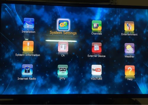 Strong HD Receiver