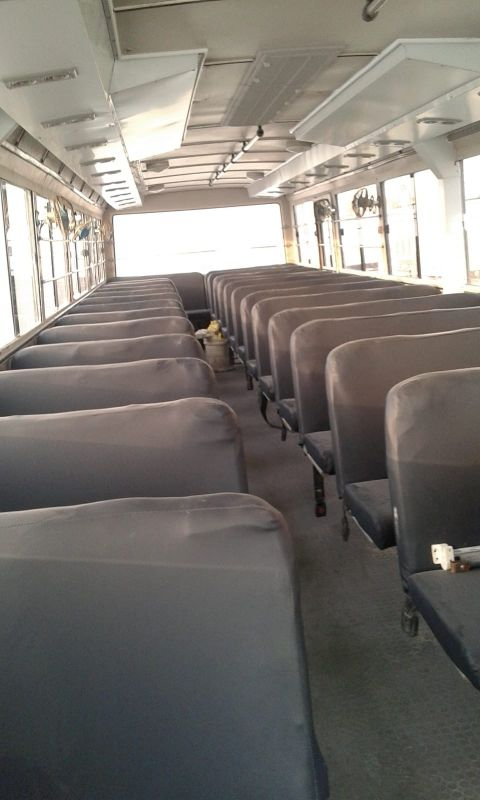 TATA BUS FOR RENT 66 SEATER WITH DRIVER