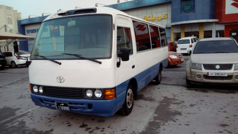 for sale or for rent, Toyota Coaster 26