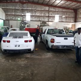 mechanic and painter required for garage