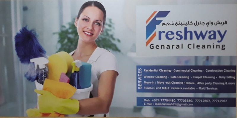 FRESHWAY GENERAL CLEANING W.L.L