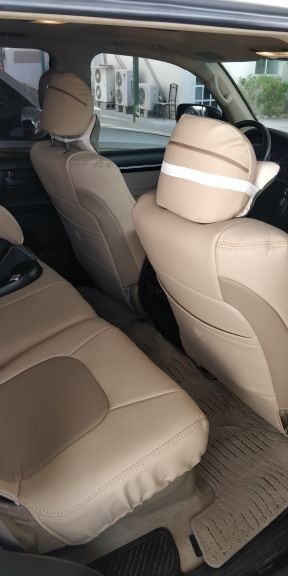 Rexine Covers for Land cruiser 2008