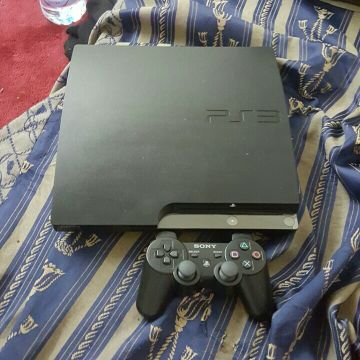 PS3 HACK 500GB HDD