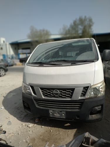 Nissan Urban 2014 spare parts for sell