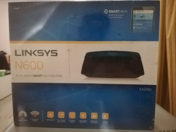 Wi Fi Linksys router