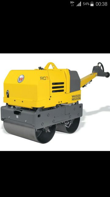 3 ton roller for rent