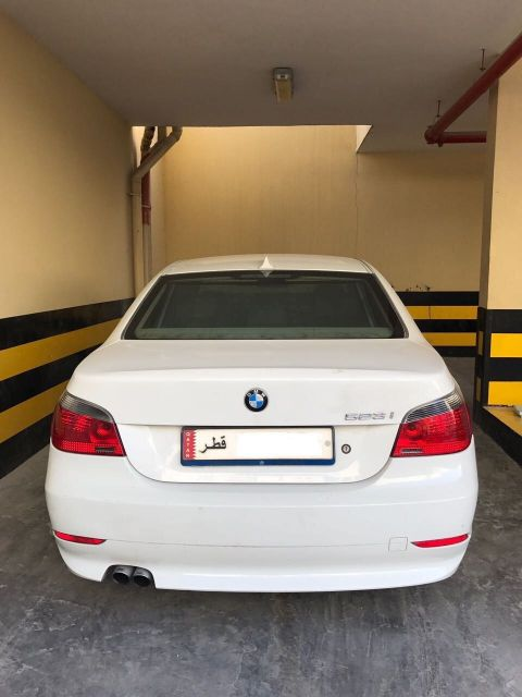 bmw 523i perfect condition all the parts