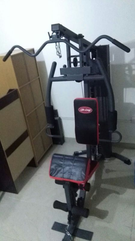 Two Home  Gym for  fitness