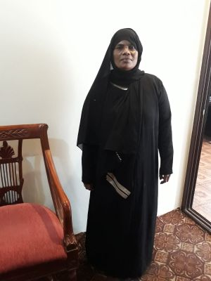 Indian House maid cook Muslim 6 years ex