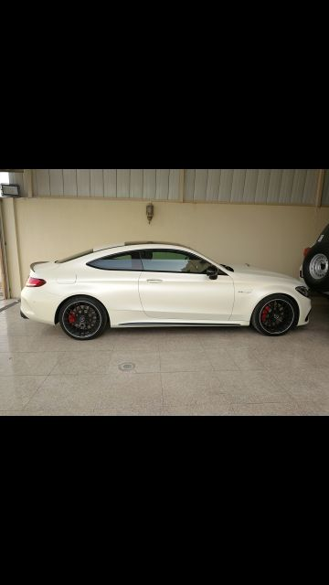 C63s coup 2017