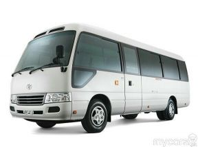 30 seat TOYOTA COASTER BUS FOR SALE