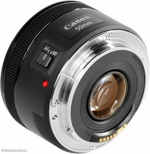 Canon 50mm 1.8 STM like new