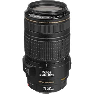 Canon 70-300 IS Like New