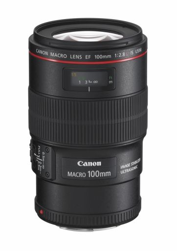 Canon 100mm 2.8 IS L