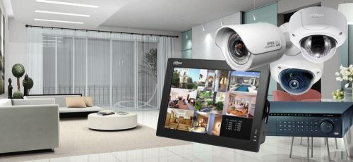 Security Camera full package