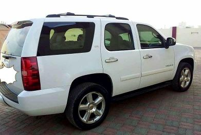 Car Tahoe is very clean for delivery