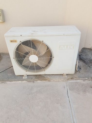 3 split A/C for sale .1 year used