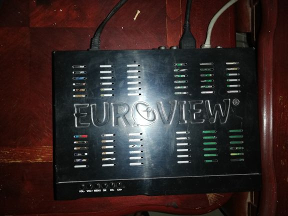 receiver euroview hd 210 extra