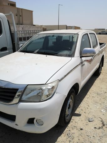 Toyota hilux 2015. original paint