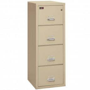 FireKing-2hr FireProof Locker 4drawer