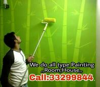 We do All type Paintings Call:33299244