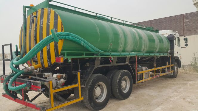 Jac Water Tanker for sale