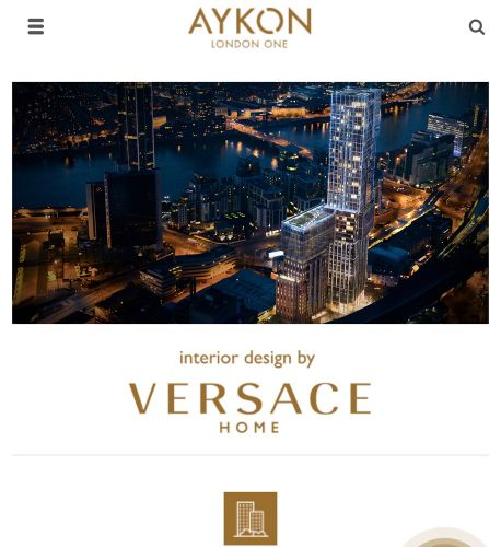 Versace A for sale