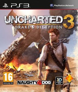 Uncharted 3for PS3