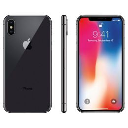 looking iPhone X