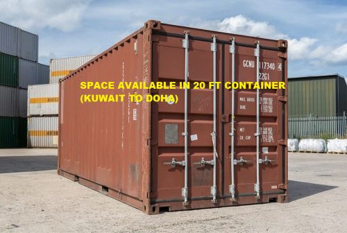 20' ft container