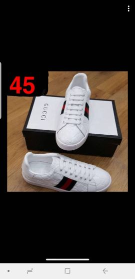 gucci shoes size 45