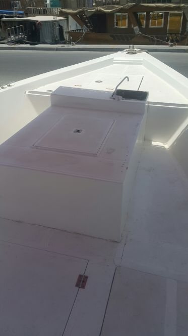 For sale - boat fredge with builtin sink