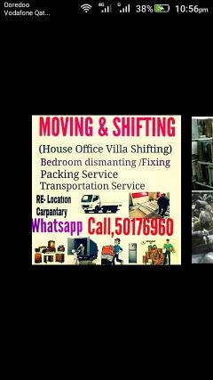 MOVING SHIFTING & SERVICE,,50176960