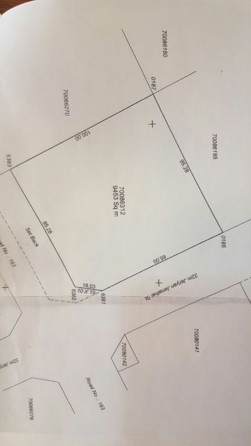 1500 sq mtr land for Rent