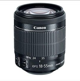 Canon EF-S 18-55mm f/3.5-5.6 IS STM Zoom