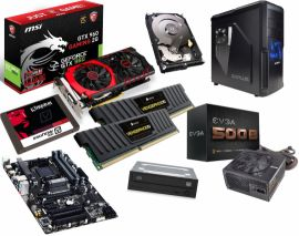 All PC hardware