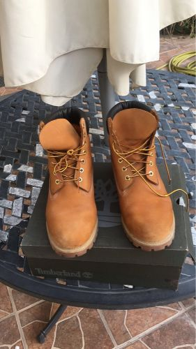 Timbs Size 11.5 US